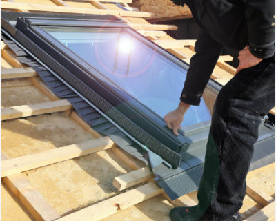 Dachbaustoffe & Dachfenster